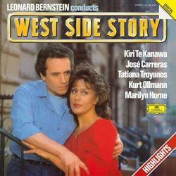Bernstein - West Side Story: Highlights Kanawa/Troyanos/Horne (180g Vinyl LP)