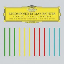 Vivaldi - The Four Seasons - RICHTER: RECOMPOSED BY MAX RICHTER (180G Vinyl LP)