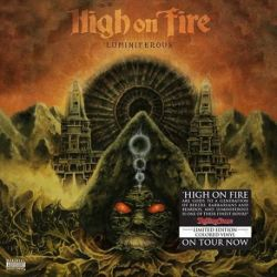 High On Fire - Luminiferous (Vinyl 2LP)