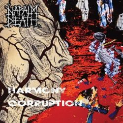 Napalm Death - Harmony Corruption (Vinyl LP)