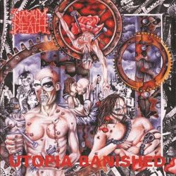 Napalm Death - Utopia Banished (Vinyl LP)
