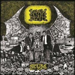 Napalm Death - Scum (Vinyl LP)