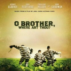 O BROTHER, WHERE ART THOU?(BRACIE GDZIE JESTEŚ) - SOUNDTRACK (2LP)