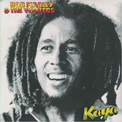 MARLEY, BOB & THE WAILERS - KAYA (1LP) - 180 GRAM PRESSING