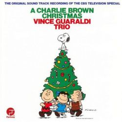 Vince Guaraldi Trio - A Charlie Brown Christmas (Colored Vinyl LP)