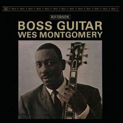 Wes Montgomery - BOSS GUITAR (Vinyl LP)