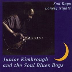 Junior Kimbrough - SAD DAYS LONELY NIGHTS (Vinyl LP)