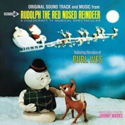 Burl Ives - Rudolph the Red Nosed Reindeer (Vinyl LP)