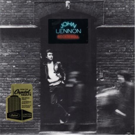 LENNON, JOHN - ROCK \'N\' ROLL (1LP) - 180 GRAM PRESSING - WYDANIE AMERYKAŃSKIE