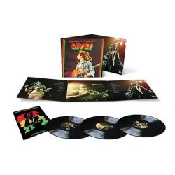 Bob Marley and The Wailers - Live! (180g Vinyl 3LP)