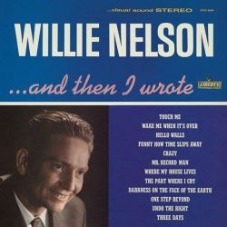 Willie Nelson - And Then I Wrote (Colored Vinyl LP)