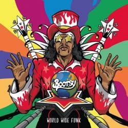 Bootsy Collins - World Wide Funk (Colored Vinyl 2LP)