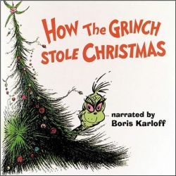 Boris Karloff - How The Grinch Stole Christmas (Vinyl LP)