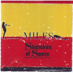 DAVIS, MILES - SKETCHES OF SPAIN (1LP) - MFSL EDITION - 180 GRAM PRESSING