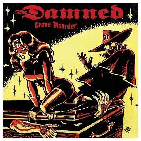The Damned - Grave Disorder (Vinyl LP)