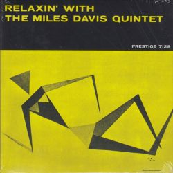 DAVIS, MILES QUINTET - RELAXIN\' WITH THE MILES DAVIS QUINTET (1SACD)
