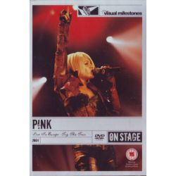 PINK - LIVE IN EUROPE: TRY THIS TOUR 2004 [ON STAGE] (1DVD)