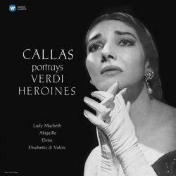 Maria Callas - Callas portrays Verdi Heroines: Verdi 1 Studio Recital (180g Vinyl LP)