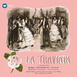 Maria Callas - Verdi: La Traviata 1953 Studio Recording (Vinyl LP Box Set)