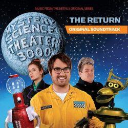 Mystery Science Theater 3000 - The Return: Original Netflix Series Soundtrack (Colored Vinyl LP)