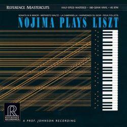 Minoru Nojima - Nojima Plays Liszt (180g 45RPM Vinyl 2LP)