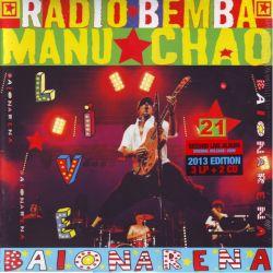 MANU CHAO - BAIONARENA (3LP+2CD)