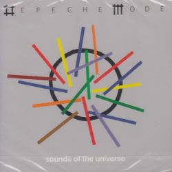 DEPECHE MODE - SOUNDS OF THE UNIVERSE (1 CD)
