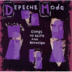 DEPECHE MODE - SONGS OF FAITH AND DEVOTION (1 CD)