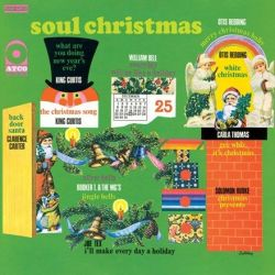 Soul Christmas - Various Artists (ROG) (180g Colored Vinyl LP)
