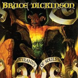 Bruce Dickinson - Tyranny of Souls (180g Vinyl LP)