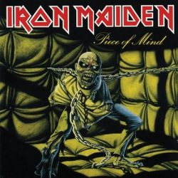 Iron Maiden - Piece of Mind (180g Vinyl LP)