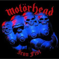 Motorhead - Iron Fist (180g Vinyl LP)