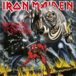Iron Maiden - Number of the Beast (180g Vinyl LP)