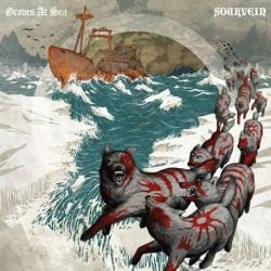 Graves At Sea / Sourvein - Split (Vinyl LP)