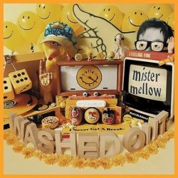 Washed Out - Mister Mellow (Colored Vinyl LP)