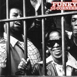 The Funky 16 Corners - Various Artists (Vinyl 2LP)