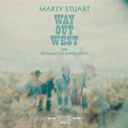 Marty Stuart and His Fabulous Superlatives - Way Out West (Vinyl LP)