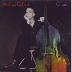 COHEN, AVISHAI - COLORS (1 CD) - WYDANIE AMERYKAŃSKIE