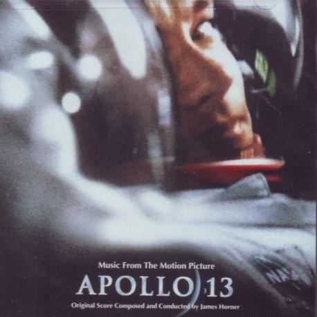 Apollo 13 James Horner 1 Cd Wydanie AmerykaŃskie