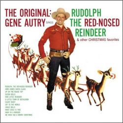 Gene Autry - Rudolph The Red Nosed Reindeer (180g Colored Vinyl LP)