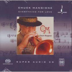 MANGIONE, CHUCK - EVERYTHING FOR LOVE (SACD) - WYDANIE AMERYKAŃSKIE