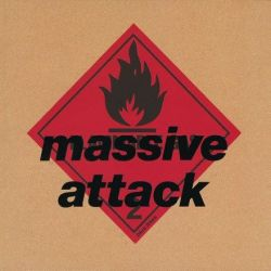 Massive Attack - Blue Lines (180g Vinyl LP)