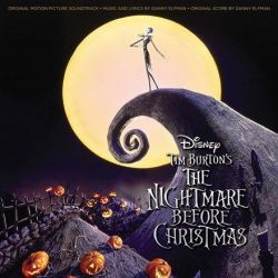 The Nightmare Before Christmas: Original Motion Picture Soundtrack - Various Artists (Vinyl 2LP)