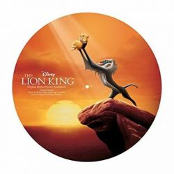 Music from The Lion King - Various Artists (Picture Disc Vinyl LP)