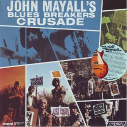 MAYALL, JOHN AND THE BLUESBREAKERS - CRUSADE (1LP)