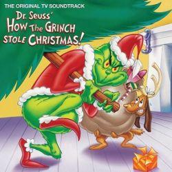 Dr. Seuss How The Grinch Stole Christmas - Various Artists (Vinyl LP)