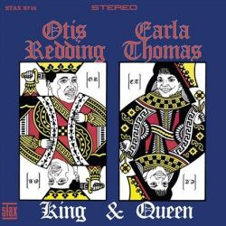 Otis Redding and Carla Thomas - King and Queen: 50th Anniversary Ed. (Vinyl LP)