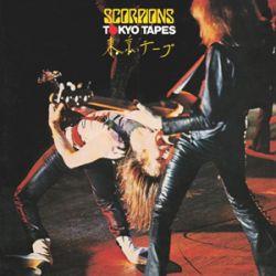 SCORPIONS - TOKYO TAPES (1 CD) - WYDANIE AMERYKAŃSKIE