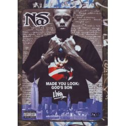 NAS - MADE YOU LOOK: GOD\'S SON (1DVD)