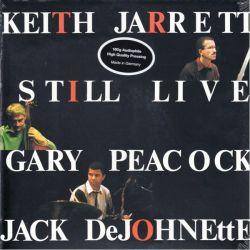 JARRETT, KEITH TRIO - STILL LIVE (2LP) - 180 GRAM PRESSING